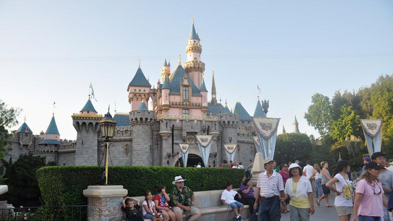 USA: Brutale Szenen im Kinderparadies - In Disneyland bricht Familienschlägerei aus