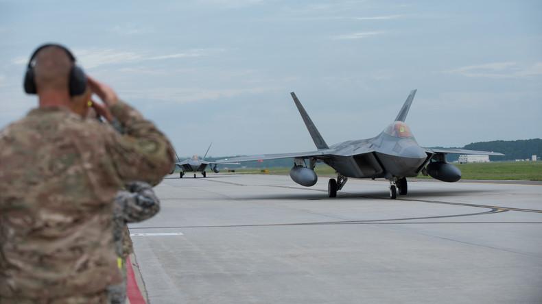Fragte Washington den Iran um Erlaubnis für einen begrenzten Luftschlag?