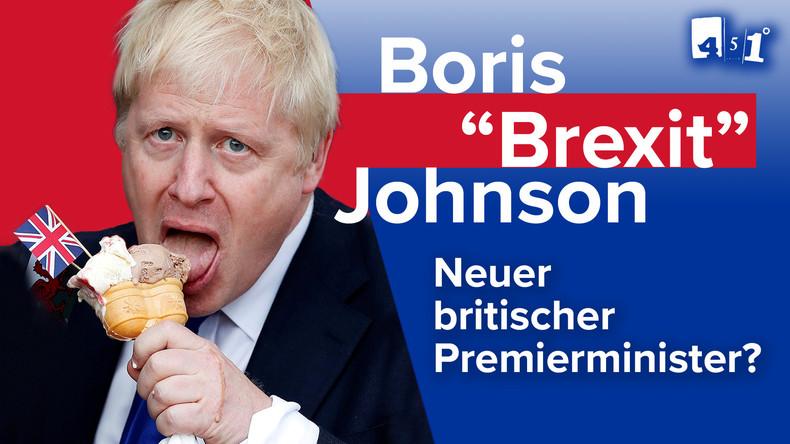 Boris Johnson -  Großbritanniens umstrittenster Politiker? | 451 Grad