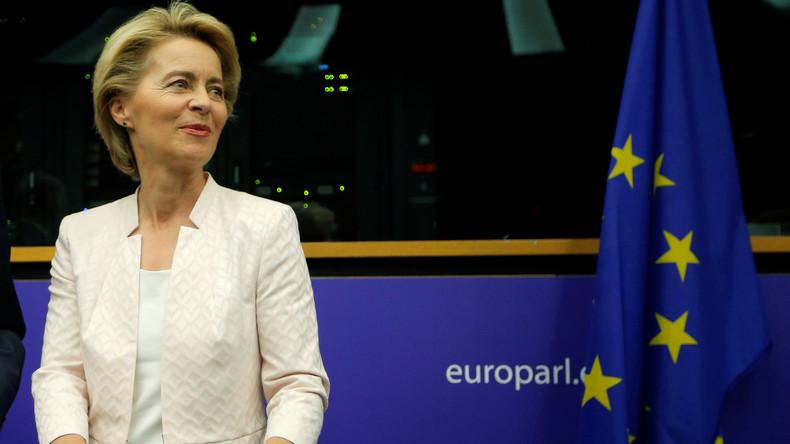 Grüne wollen von der Leyen im EU-Parlament öffentlich zu ihren Plänen und Zielen befragen
