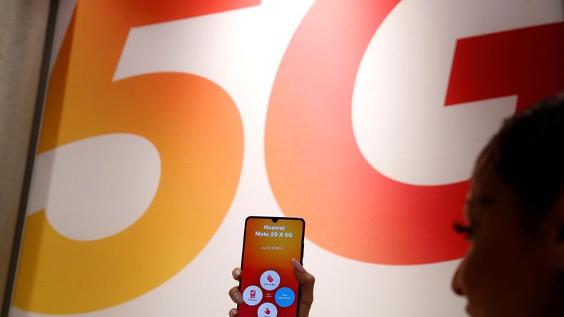 Huawei-Deutschland-Vize sieht 5G-Ausbau in Deutschland als Herausforderung