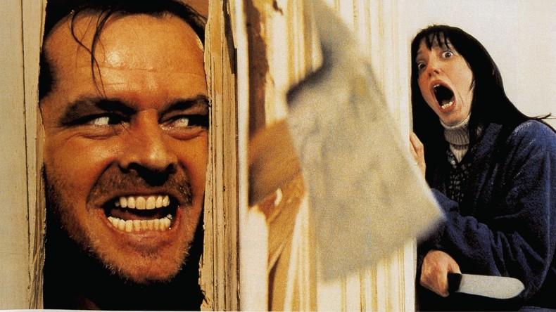 """Carrey statt Nicholson in """"Shining"""" gefällig? Deepfake-Software wechselt Gesichter wie Hemden"""