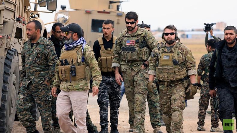 Auf US-Kosten: Frankreich und Großbritannien wollen Truppen nach Syrien schicken