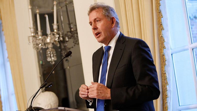 Nach Kritik an Trump: Britischer Botschafter in USA tritt zurück