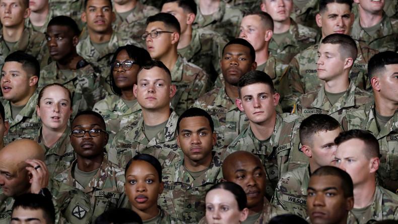 Die siechende Armee: US-Militär meldet Vormarsch von Geschlechtskrankheiten