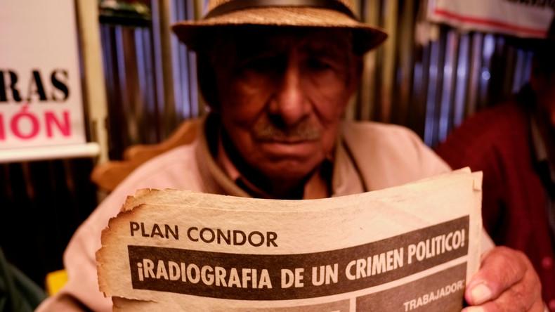 """Italien: 24 mal lebenslänglich für Beteiligung an """"Operation Condor"""" (Video)"""