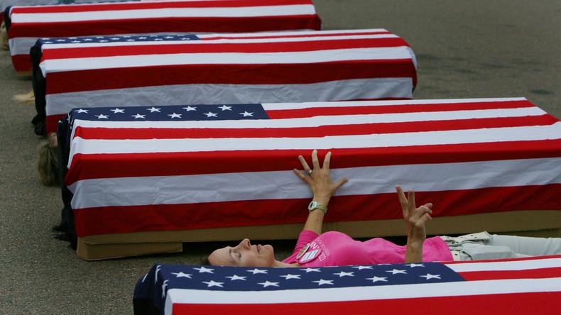 US-Studie: Überwältigende Mehrheit der Veteranen sieht Kriege in Irak und Afghanistan als sinnlos an