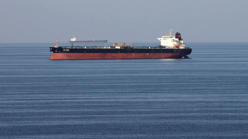 Neue Vorwürfe gegen Teheran: Laut US-Medien wollte Iran angeblich britischen Tanker kapern