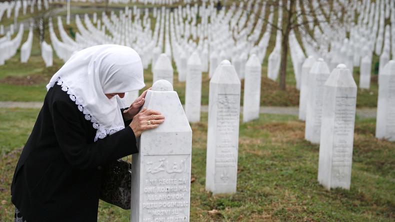 Srebrenica: 24 Jahren danach werden weitere identifizierte Opfer beigesetzt