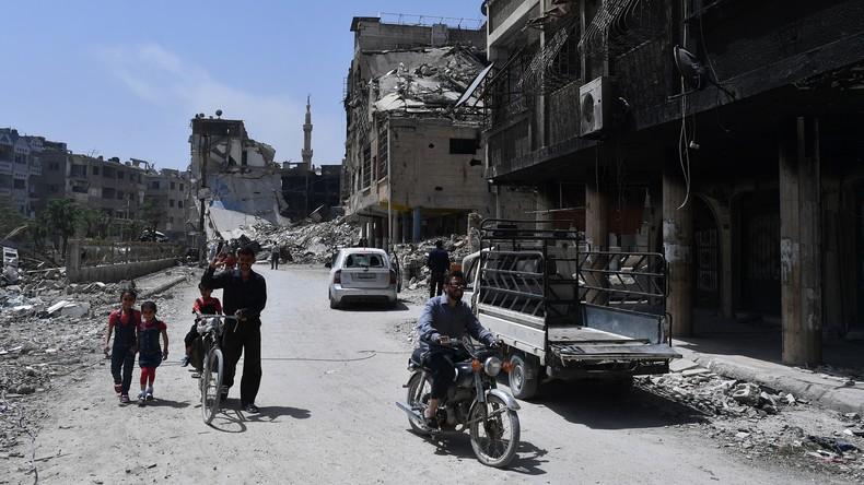 """""""Wer setzt in Syrien C-Waffen ein?"""" – Russische Experten veranstalten Briefing in Den Haag"""