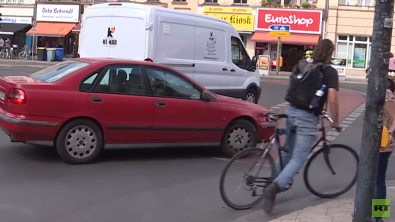 Verkehrs-Tote: Ungewöhnlich starker Anstieg bei Radfahrern (Video)
