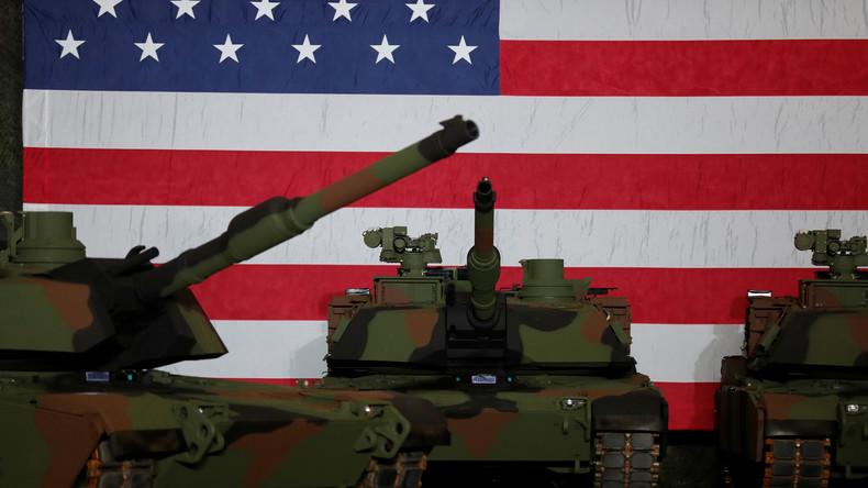"""USA: """"Friedenspanzer"""" und andere Exportinteressen (Video)"""