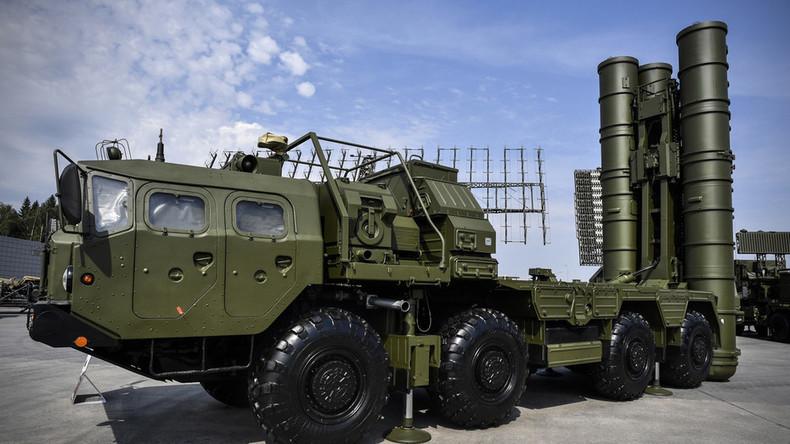 Türkei: Erste S-400-Lieferung ist angekommen