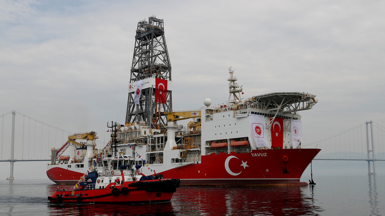 Wegen Erdgaserkundungen vor Zypern: EU erwägt offenbar Sanktionen gegen die Türkei