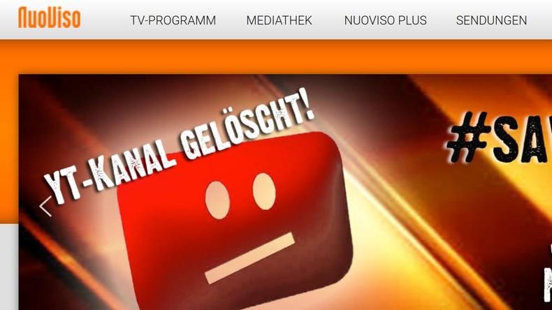 NuoViso.TV gelöscht – Kurzinterview mit Frank Höfer
