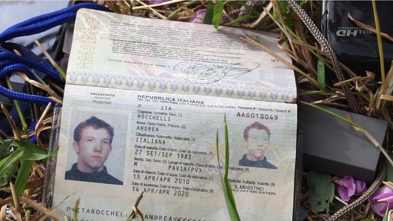 Italien: Ukrainischer Kämpfer wegen Mordes an Journalisten zu 24 Jahren Haft verurteilt