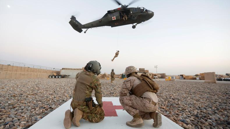 US-Soldat in Afghanistan getötet