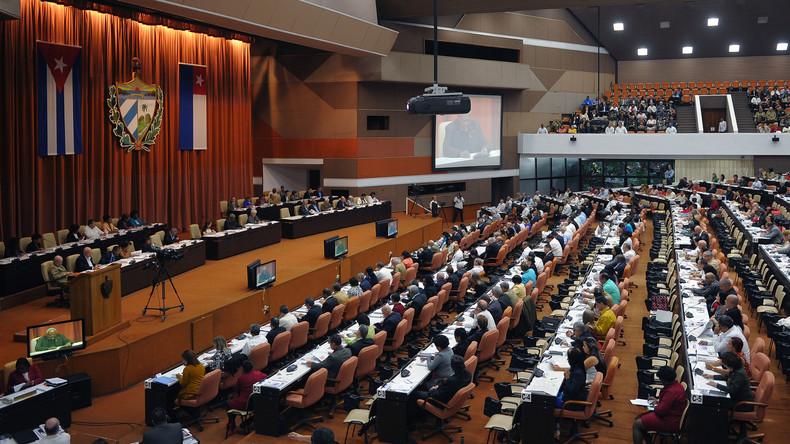 Neues Wahlrecht in Kuba: Parlament führt Präsidentenamt ein