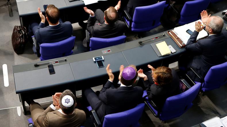 """Kritik an """"antisemitischem"""" Spiegel-Bericht: Pro-jüdische Vereine betrieben Lobbyismus im Bundestag"""