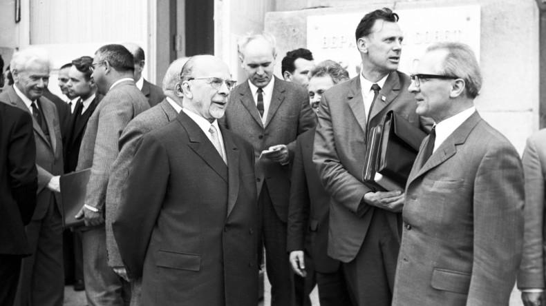 Die DDR-Außenpolitik: Ein kleiner Staat auf der Bühne der großen Weltpolitik (Teil 1)