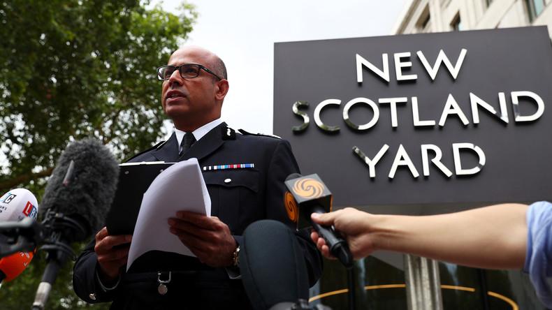 Britische Polizei warnt Journalisten vor weiteren Veröffentlichungen aus Diplomaten-Leaks