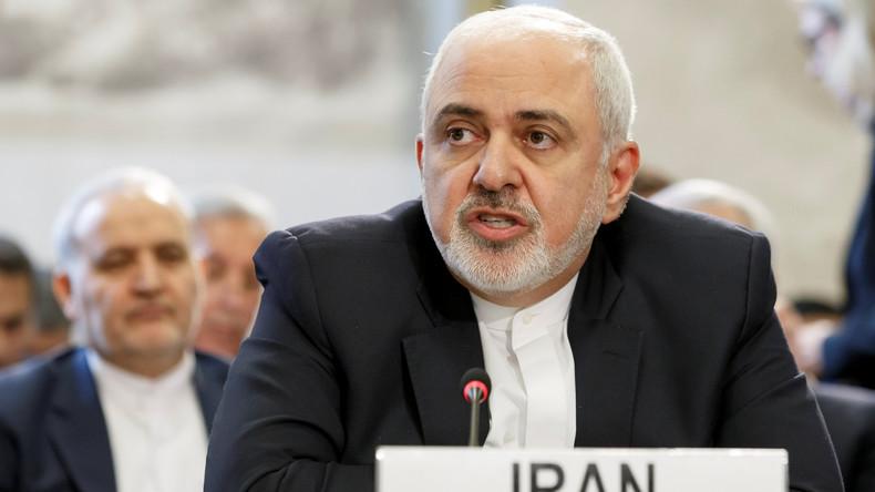 US-Außenministerium erschwert Visumvergabe und Bewegungsfreiheit für iranischen Außenminister