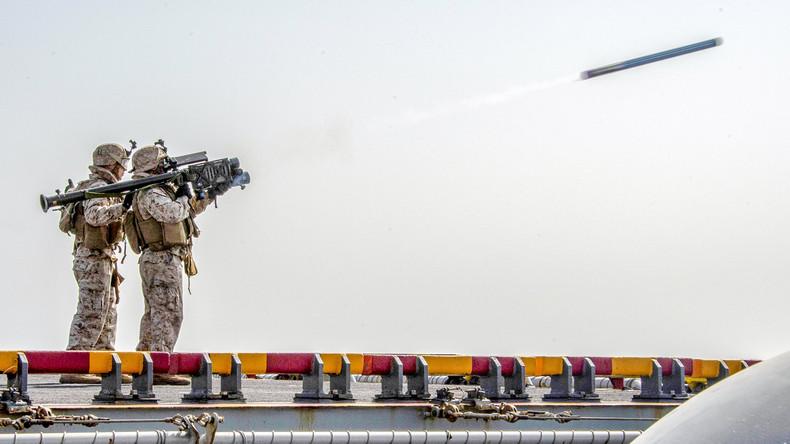 Falls sie Waffen an Taiwan liefern: China droht US-Firmen mit Sanktionen