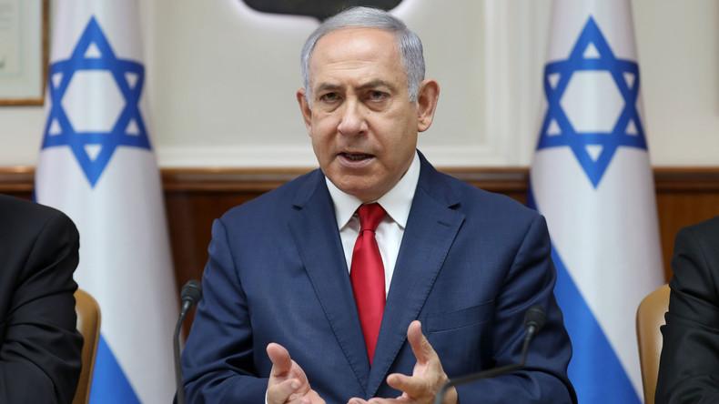 Netanjahu vergleicht Iran-Politik der EU mit Appeasement-Politik gegenüber Nazideutschland