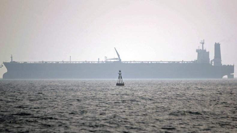 Rätsel im Persischen Golf: Öltanker verschwindet plötzlich