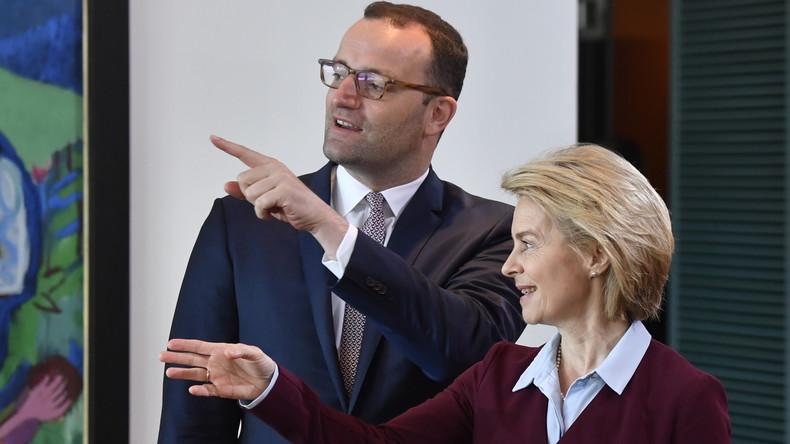 Was für eine Show: Jens Spahn wird neuer Verteidigungsminister
