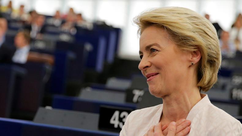 Kritik aus CDU und CSU an Ablehnung der SPD bei Wahl von der Leyens zur EU-Komissionspräsidentin