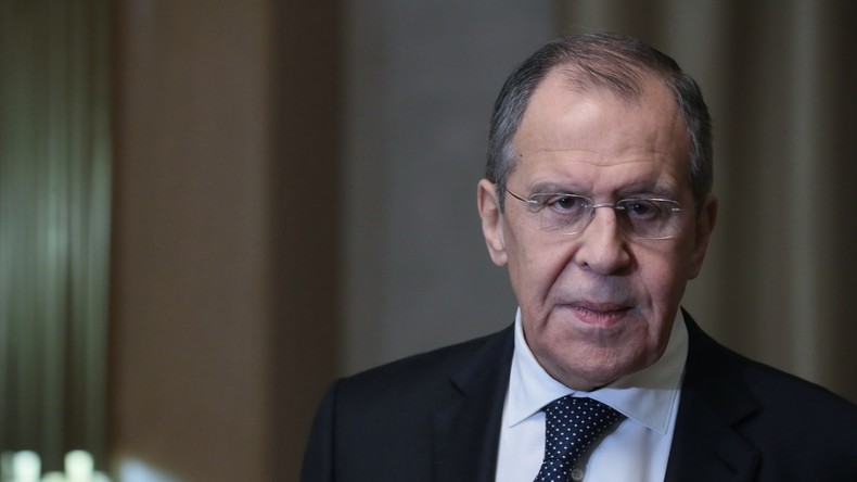 """Lawrow-Interview zu Beziehungen USA-Russland und Ukraine: """"Zum Tango braucht man zwei"""""""
