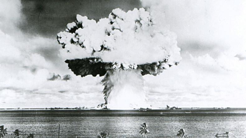 Nach US-Atomwaffentests: Strahlenbelastung auf Marshallinseln höher als in Fukushima und Tschernobyl
