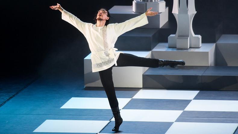 """""""Böser Bub des Balletts"""": Meistertänzer Sergei Polunin zur Ukraine und zum britischen Establishment"""