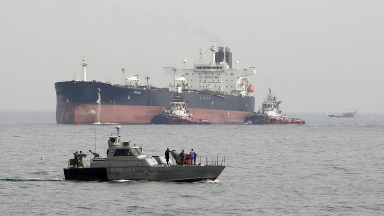 Teheran: Verschwundener Öltanker wurde nach Panne im Iran repariert