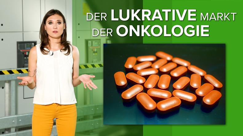Profit oder Wirkung: Das Geschäft mit Krebserkrankungen (Video)
