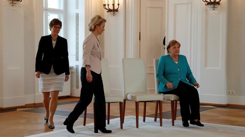 Kanzleramtschef: Merkel ist fit und muss im Amt bleiben