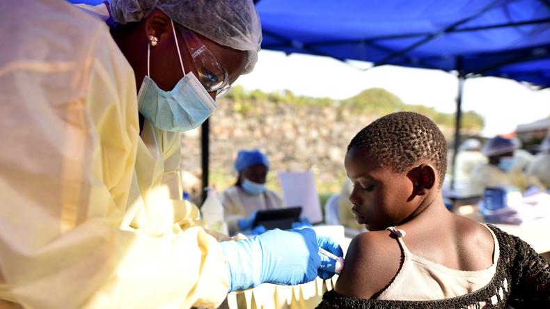 """WHO erklärt Ebola-Epidemie im Kongo zu Gesundheitsnotstand mit """"internationaler Tragweite"""""""