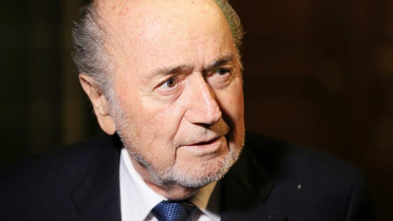 """Vorwurf des """"Kolonialismus"""": Ex-Präsident Joseph Blatter geht wegen Afrika auf FIFA los"""