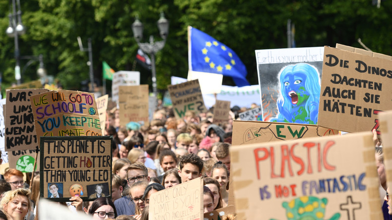 Mannheim hebt Bußgelder gegen Schüler wegen Teilnahme an Fridays for Future während Schulzeit auf