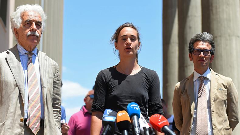 Italien: Sea-Watch-Kapitänin Carola Rackete vor Gericht freigesprochen