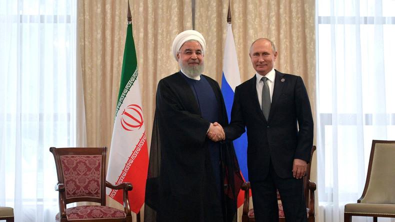 Russland will sich an europäischer Tauschbörse INSTEX für Handel mit Iran beteiligen