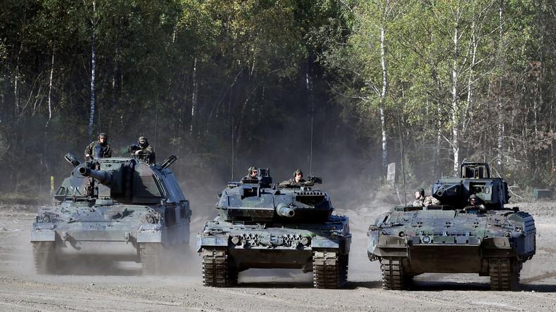 Preis für Schützenpanzer Puma hat sich auf sechs Milliarden verdoppelt