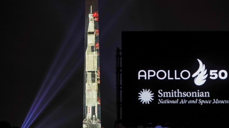 """50 Jahre Apollo 11: New York Times nennt UdSSR """"Gewinner des Weltraumrennens um Gleichberechtigung"""""""