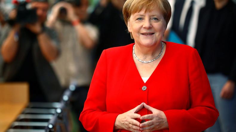 """Bundespressekonferenz mit Kanzlerin Merkel: Suggestivfragen und Russland ist """"Grund für Besorgnis"""""""