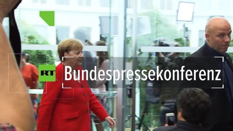 Angela Merkel zur Arbeit der Treuhandanstalt: Hat sehr leidenschaftlich in Ostdeutschland gearbeitet