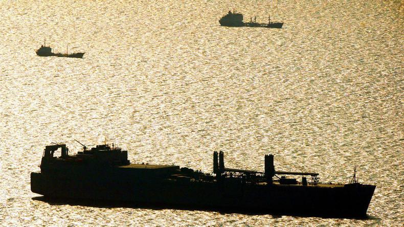 Iran konfisziert britischen Tanker in der Straße von Hormus