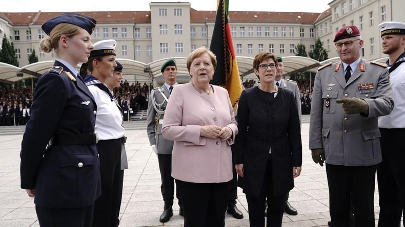 LIVE: 75. Jahrestag des missglückten Attentats auf Hitler – Merkel und AKK bei Gedenkfeier