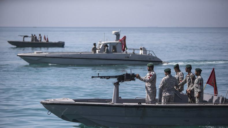 Teheran: Beschlagnahmter britischer Öltanker war in Unfall mit Fischerboot involviert