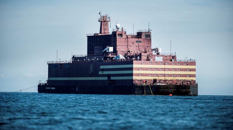 """Russlands schwimmendes AKW: """"Tschernobyl zu Wasser"""" – wirklich? (Video)"""
